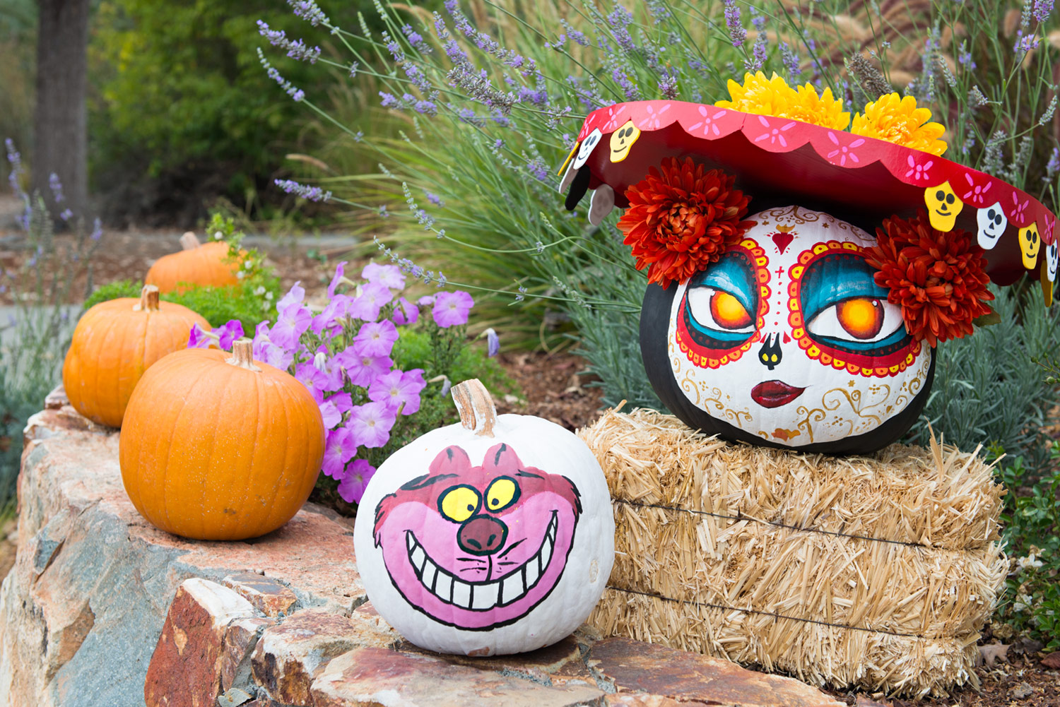 Painting Pumpkins The Book Of Life